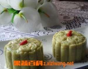 果仁蚕豆糕的做法